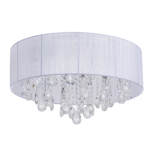 Lampa wisząca Jacqueline Elegance 9 Biały - 465015709 small 0