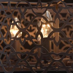 Lampa wisząca Castle Country 5 Brązowy - 249018005 small 4