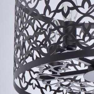 Lampa wisząca Castle Country 5 Brązowy - 249018005 small 5