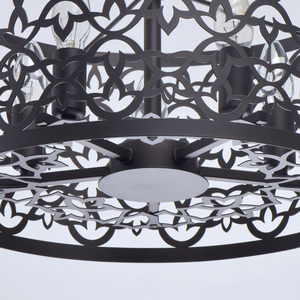 Lampa wisząca Castle Country 5 Brązowy - 249018005 small 7