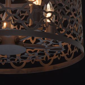 Lampa wisząca Castle Country 5 Brązowy - 249018005 small 9