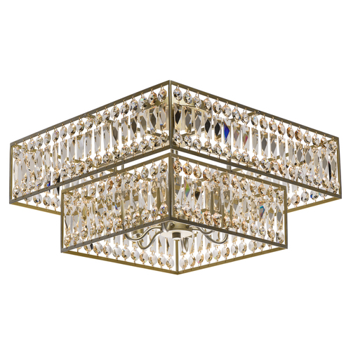 Lampa wisząca Monarch Crystal 6 Złoty - 121012306