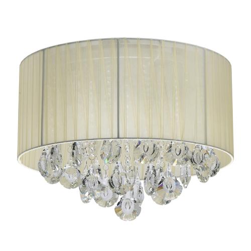 Lampa wisząca Jacqueline Elegance 4 Chrom - 465016304