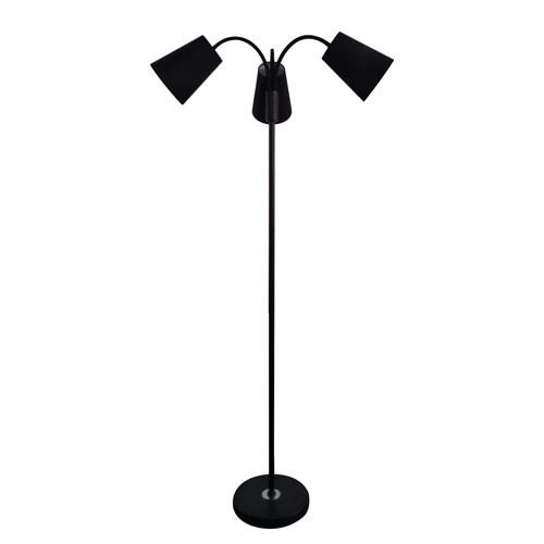 Lampa Stołowa Comfort Megapolis 3 Czarny - 112040103