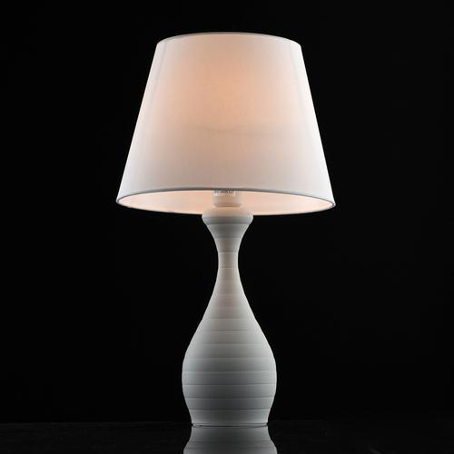 Lampa Stołowa Salon Elegance 1 Biały - 415033901