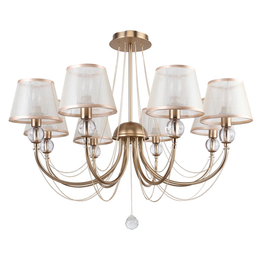 Lampa wisząca Federica Elegance 8 Złoty - 684011608