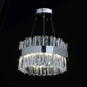 Lampa wisząca Adelard Crystal 55 Chrom - 642014501 small 1
