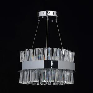 Lampa wisząca Adelard Crystal 55 Chrom - 642014501 small 4