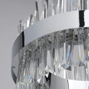 Lampa wisząca Adelard Crystal 55 Chrom - 642014501 small 5
