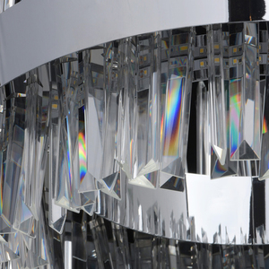 Lampa wisząca Adelard Crystal 55 Chrom - 642014501 small 8