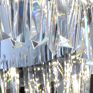 Lampa wisząca Adelard Crystal 55 Chrom - 642014501 small 11