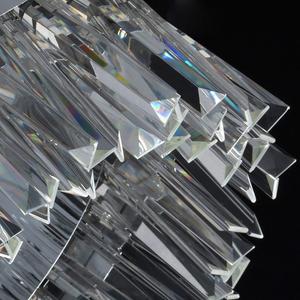 Lampa wisząca Adelard Crystal 55 Chrom - 642014501 small 2