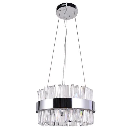 Lampa wisząca Adelard Crystal 55 Chrom - 642014501