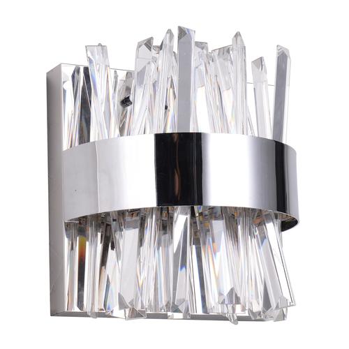 Kinkiet Adelard Crystal 24 Chrom - 642024401