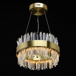 Lampa wisząca Adelard Crystal 55 Złoty - 642014801 small 1