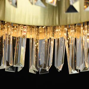 Lampa wisząca Adelard Crystal 55 Złoty - 642014801 small 7