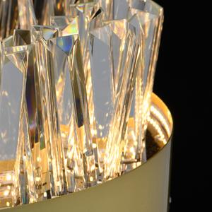Lampa wisząca Adelard Crystal 55 Złoty - 642014801 small 11