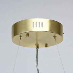 Lampa wisząca Adelard Crystal 55 Złoty - 642014801 small 3
