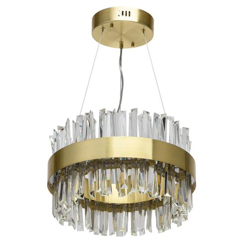 Lampa wisząca Adelard Crystal 55 Złoty - 642014801
