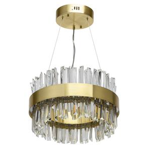 Lampa wisząca Adelard Crystal 55 Złoty - 642014801 small 0