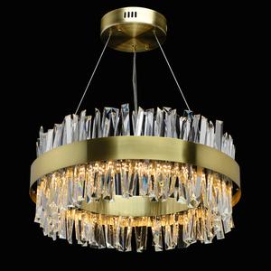 Lampa wisząca Adelard Crystal 68 Złoty - 642014901 small 1
