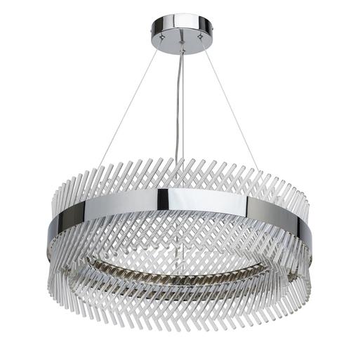 Lampa wisząca Adelard Crystal 52 Chrom - 642013701