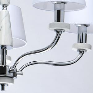 Lampa wisząca Vitalina Elegance 5 Chrom - 448014205 small 6