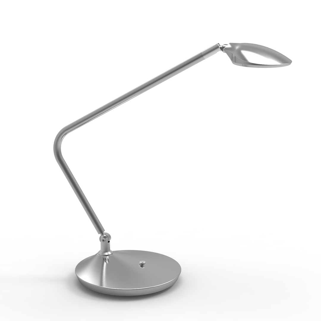 Lampa Stołowa Galaxy Hi-Tech 7 Srebrny - 632035901