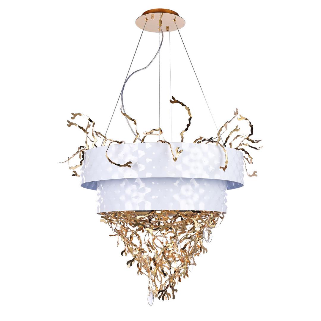 Lampa wisząca Carmen Megapolis 24 Biały - 394011224