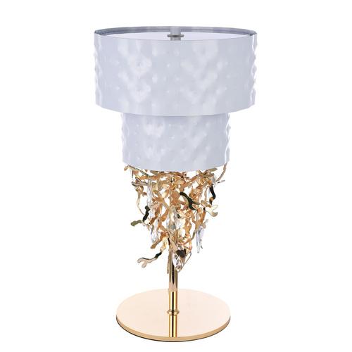 Lampa Stołowa Carmen Megapolis 6 Biały - 394031506