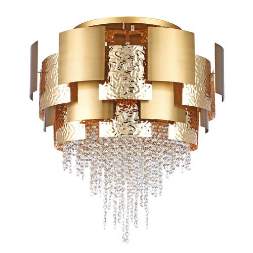 Lampa wisząca Carmen Crystal 16 Złoty - 394011816