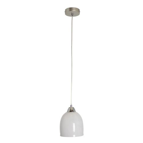 Lampa wisząca Claire Megapolis 1 Srebrny - 354019101