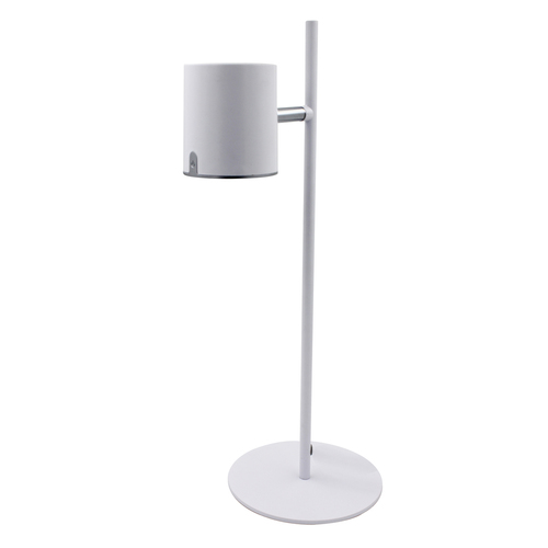 Lampa Stołowa Edgar Hi-Tech 6 Biały - 408032201