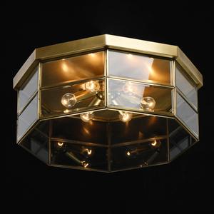 Lampa wisząca Corso Street 6 Mosiądz - 802011506 small 1
