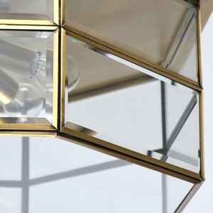 Lampa wisząca Corso Street 6 Mosiądz - 802011506 small 6