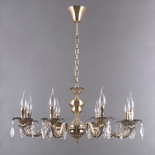 Lampa wisząca  Classic 8 Mosiądz - 371016408