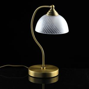 Lampa Stołowa  Classic 1 Mosiądz - 317035101 small 2