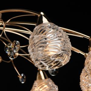 Lampa wisząca  Flora 10 Złoty - 294016510 small 6