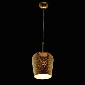 Lampa wisząca  Megapolis 1 Mosiądz - 392018801 small 1