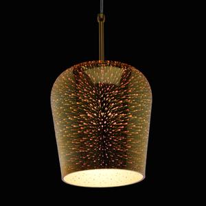 Lampa wisząca  Megapolis 1 Mosiądz - 392018801 small 3