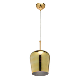 Lampa wisząca  Megapolis 1 Mosiądz - 392018801 small 0