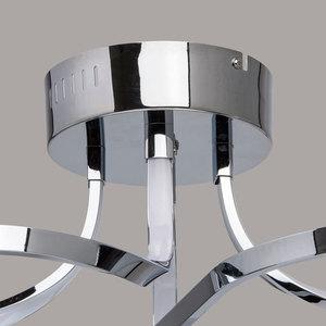 Lampa wisząca  Hi-Tech 45 Chrom - 496015302 small 2