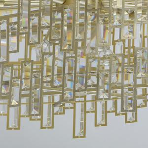 Lampa wisząca Monarch Crystal 20 Złoty - 121010820 small 9