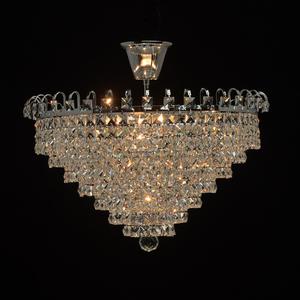 Lampa wisząca Adelard Crystal 5 Chrom - 642010905 small 1
