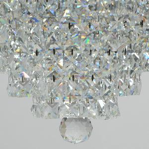 Lampa wisząca Adelard Crystal 5 Chrom - 642010905 small 5