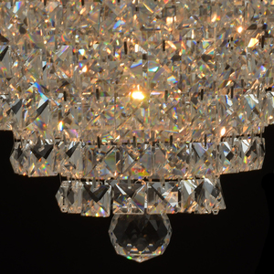 Lampa wisząca Adelard Crystal 5 Chrom - 642010905 small 6