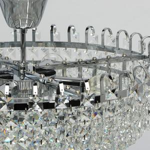Lampa wisząca Adelard Crystal 5 Chrom - 642010905 small 9