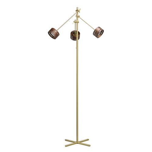 Lampa Podłogowa Chill-out Hi-Tech 3 Złoty - 725040803