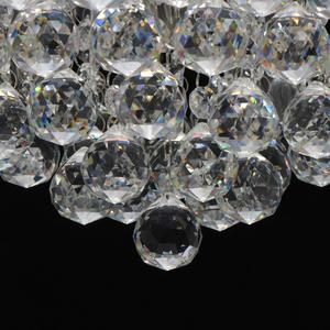 Lampa wisząca Venezia Crystal 5 Srebrny - 276014605 small 8