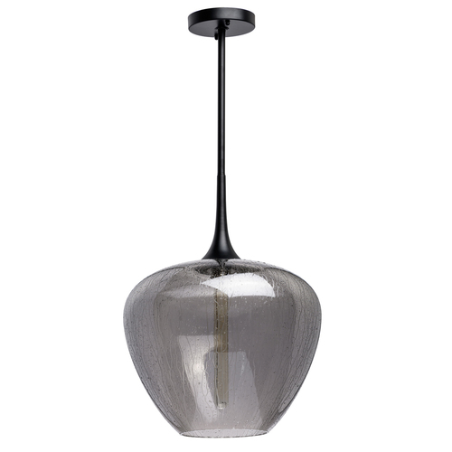 Lampa wisząca Bremen Megapolis 1 Czarny - 606011401